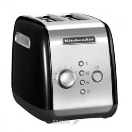 Тостер, бутербродницу, вафельницу KitchenAid 5KMT221EOB