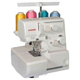Швейную машинку и оверлоку Janome HQ-090D