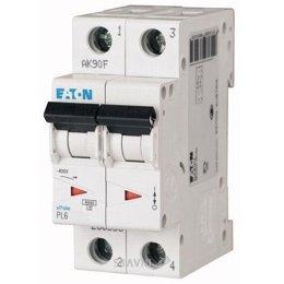 Автоматический выключатель Eaton PL6-D40/2 (286583)