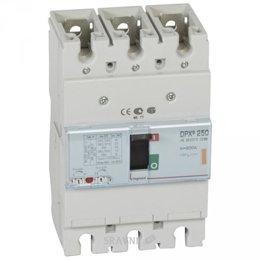 Автоматический выключатель Legrand DPX3 250 3п 250А 25кА (420209)