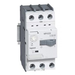 Автоматический выключатель Legrand MPX3 32S 14,0-22,0A 15кА (417313)
