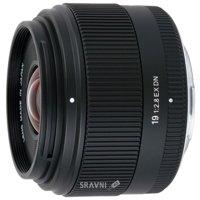 Sigma 19mm f/2.8 EX DN Micro Four Thirds
