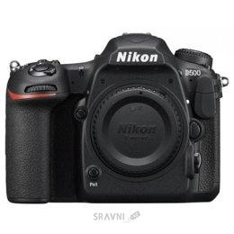 Цифровой фотоаппарат Nikon D500 Body