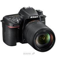 Цифровой фотоаппарат Цифровой фотоаппарат Nikon D7500 Kit