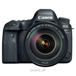 Цифровой фотоаппарат Canon EOS 6D Mark II Kit