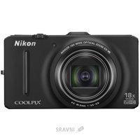 Цифровой фотоаппарат Цифровой фотоаппарат Nikon Coolpix S9300