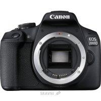Фото Canon EOS 2000D Body