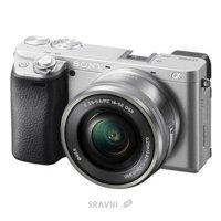 Цифровой фотоаппарат Цифровой фотоаппарат Sony Alpha A6400 Kit