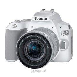 Цифровой фотоаппарат Canon EOS 250D Kit