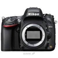 Цифровой фотоаппарат Цифровой фотоаппарат Nikon D610 Body