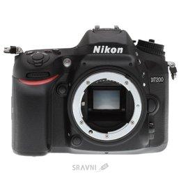 Цифровой фотоаппарат Nikon D7200 Body
