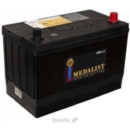 Аккумуляторную батарею MEDALIST 6CT-100 (115D31L)