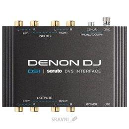Звуковую карту Denon DS1