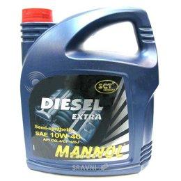 Моторное масло Mannol Diesel Extra 10W-40 5л