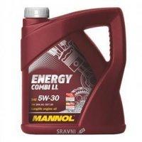 Фото Mannol Energy Combi LL 5W-30 20л