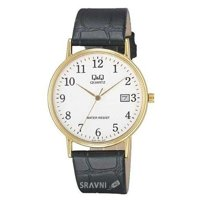 Наручные часы Наручные часы Q&Q Leather BL02-104