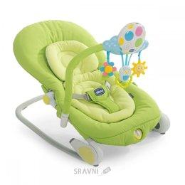 Кресло-качалка. Шезлонг детский Chicco Balloon