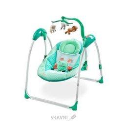 Кресло-качалка. Шезлонг детский Caretero Loop