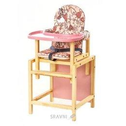 Стульчик и стол для кормления Вилт Сема СТД-0706