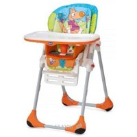 Chicco Polly double phase Wood Friends