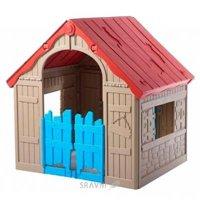 Домик детский Keter Foldable Playhouse (17202656)