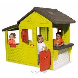 Домик детский SMOBY Садовый с кухней (310300)