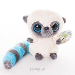 Мягкую игрушку Aurora Юху голубой 12 см (12-109)