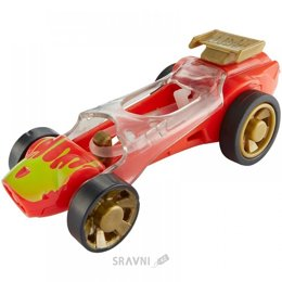 Машинку. Железную дорогу. Паровозик детский Hot Wheels Машинка серии Турбо скорость Band Attitude (DPB74)