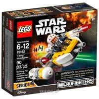 Конструктор детский Конструктор LEGO Star Wars 75162 Микроистребитель типа Y