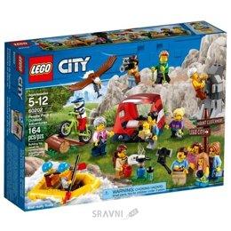 Конструктор детский LEGO City 60202 Town Любители активного отдыха