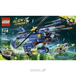 Конструктор детский LEGO Alien Conquest 7067 Jet-Copter Encounter