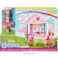 Mattel Barbie Домик развлечений Челси (DWJ50)