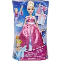 Куклу Hasbro Золушка в платье-трансформере (C0544EU4)
