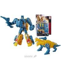 Hasbro Transformers Дженерейшнз Делюкс Синнертвин (E0595_E1133)