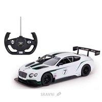 Радиоуправляемую модель для детей Rastar Bentley Continental GT3 1:14 (70600)