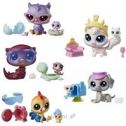 Игровую фигурку Hasbro Littlest Pet Shop Два пета в ассортименте (B9358)
