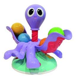 Игрушку для младенцев Little Tikes Озорной осьминог (638503)