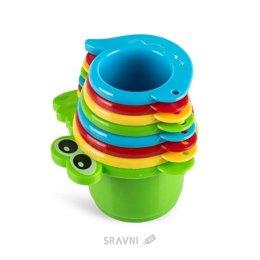 Игрушку для младенцев PLAYGRO Чашечки-формочки (0180269)