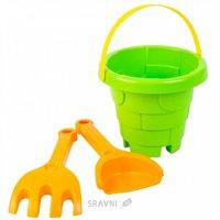 Развивающую игрушку для малыша Тигрес Набор для песка Башня (39282)