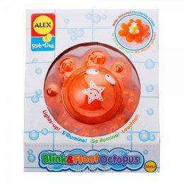 Игрушку для младенцев Alex Осьминог (842S)