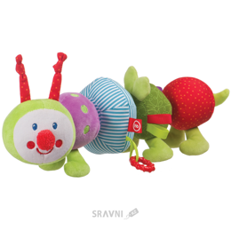 Игрушку для младенцев Happy Baby IQ-Caterpillar (330346)