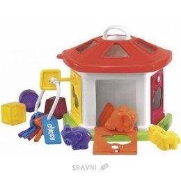 Игрушку для младенцев Chicco Животная ферма (64273)