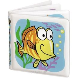 Игрушку для младенцев PLAYGRO Книжка-разбрызгиватель (3626)