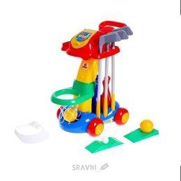Спортивную игру для детей ПОЛЕСЬЕ Набор игровой (54531)