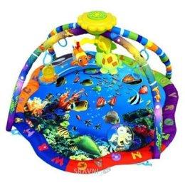 Развивающий коврик La-Di-Da Подводный мир (80701PM)
