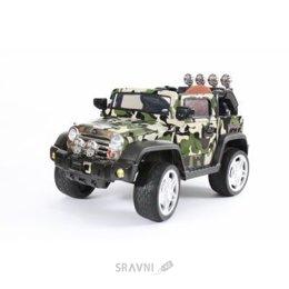 Детский электромобиль, веломобиль Barty Jeep Wrangler