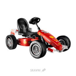 Детский электромобиль, веломобиль BergToys Ferrari 150 Italia