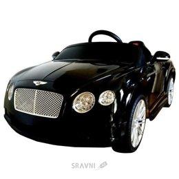 Детский электромобиль, веломобиль Rastar Bentley Continental GT (82100)