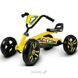 Детский электромобиль, веломобиль BergToys Buzzy Bloom