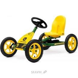 Детский электромобиль, веломобиль BergToys John Deere Buddy
